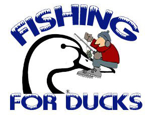 Fishing For Ducks Logo