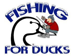 Fishing For Ducks Logo