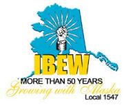 Sponsor: IBEW Local 1547